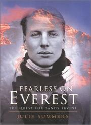 Cover of: Fearless on Everest by Julie Summers