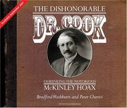 The dishonorable Dr. Cook by Bradford Washburn