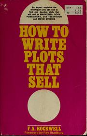 How to write plots that sell PDF