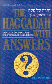 The Haggadah with Answers PDF