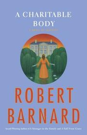 A charitable body by Robert Barnard