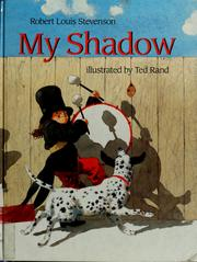 Cover of: My shadow by Robert Louis Stevenson