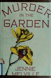Cover of: Murder In The Garden by Jennie Melville