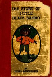 Cover of: The story of Little Black Sambo by Helen Bannerman