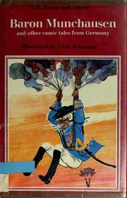 Cover of: Baron Munchausen and other comic tales from Germany by Stella Humphries