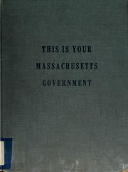 This is your Massachusetts government PDF