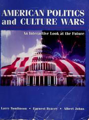 American politics and culture war PDF
