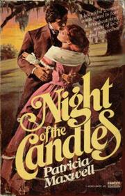 Night of the Candles by Patricia Maxwell, Jennifer Blake