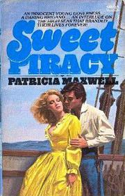 Sweet Piracy by Patricia Maxwell