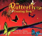 Cover of: The butterfly counting book by Jerry Pallotta