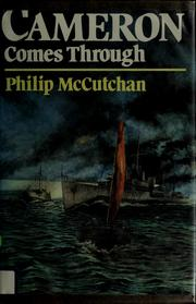 Cameron comes through by Philip McCutchan