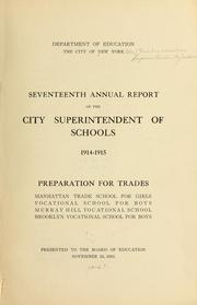 Preparation for trades PDF