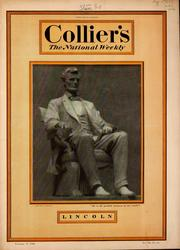 Collier's by P.F. Collier & Son Corporation