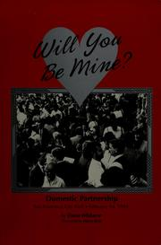 Will you be mine? by Diane Whitacre