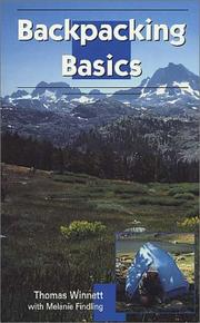 Backpacking basics PDF