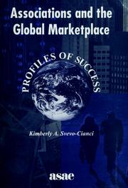 Associations and the global marketplace PDF