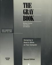 Cover of: The Gray Book by Michael Gosney, John Odam, Jim Benson
