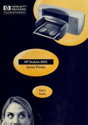 HP DeskJet 500 printer PDF
