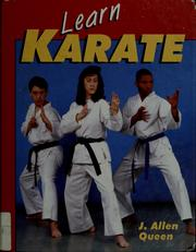 Cover of: Learn karate by J. Allen Queen