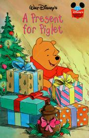 Cover of: A Present for Piglet (Book Club Edition) by