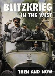 Blitzkrieg in the West (After the Battle) PDF