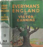Everyman&#39;s England by Victor Canning