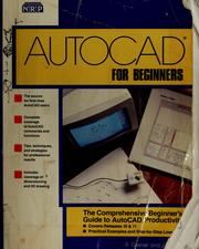 Cover of: AutoCAD for beginners by Rusty Gesner