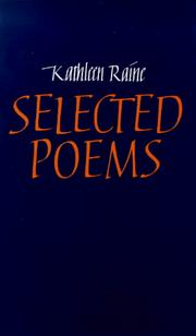 Poems by Kathleen Raine