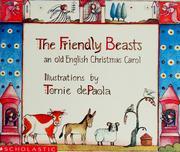 The Friendly beasts PDF