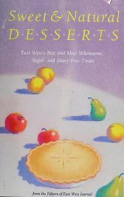 Sweet & natural desserts PDF