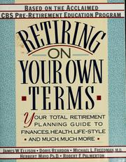 Retiring on your own terms PDF