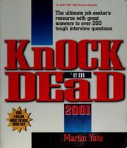 Knock 'em dead PDF