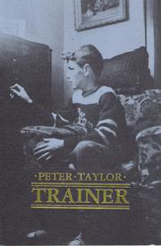 Trainer by Peter Taylor