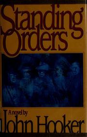 Standing orders PDF