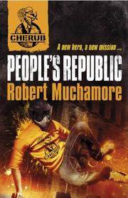 Cover of: Cherub People&#39;s Republic by Robert Muchamore