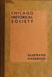 Chicago Historical Society, a museum of American history, founded 1856 PDF