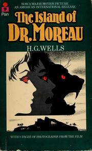 Island of Doctor Moreau by H. G. Wells