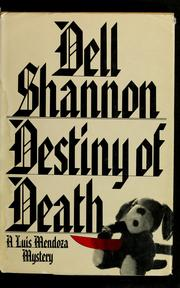 Destiny of death PDF