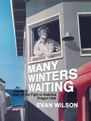 Many Winters Waiting by Evan Wilson