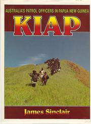 Kiap by James Patrick Sinclair