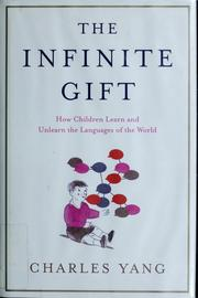 Cover of: infinitive gift by Charles D. Yang