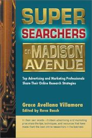 Super Searchers on Madison Avenue by Grace Avellana Villamora