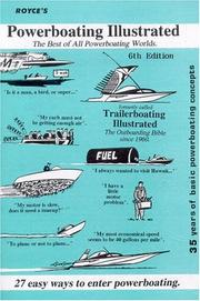 Powerboating illustrated by Patrick M. Royce