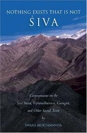 Nothing Exists That Is Not Shiva PDF