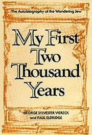 My first two thousand years PDF