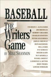 Baseball by Mike Shannon