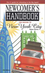 Newcomer's Handbook for Moving to New York City by Belden Merims