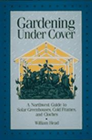 Gardening under cover by William Head