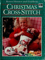 Better homes and gardens Christmas cross-stitch