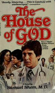 Cover of: The house of God by Samuel Shem